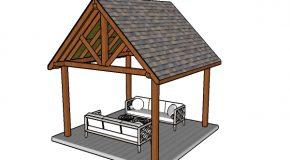 12×12 Pavilion Plans