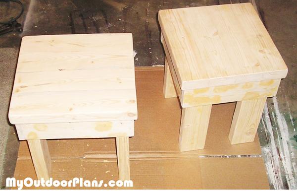 Building-2x4-stools