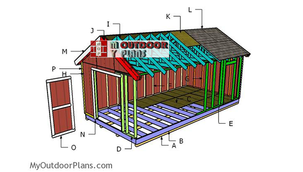 Building-a-12x24-shed