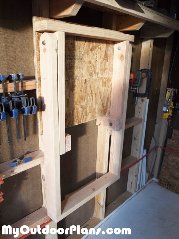 Building-a-folding-workbench