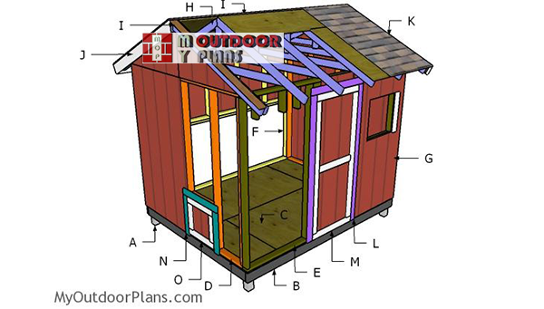Building-a-large-chicken-coop