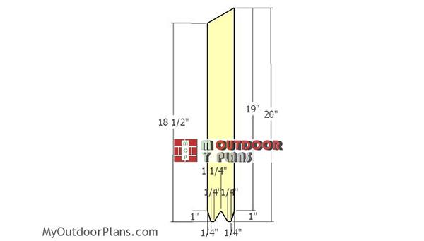 Building-the-side-slats