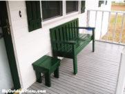DIY  Side table/stool