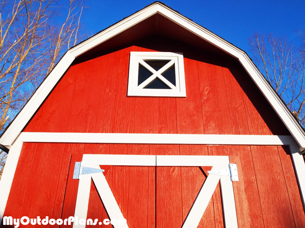 Diy-barn-roof