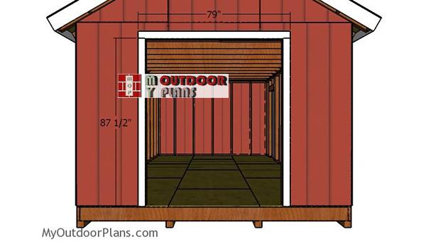 Fitting-the-double-door-jambs