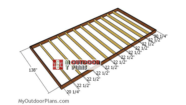 Fitting-the-joists