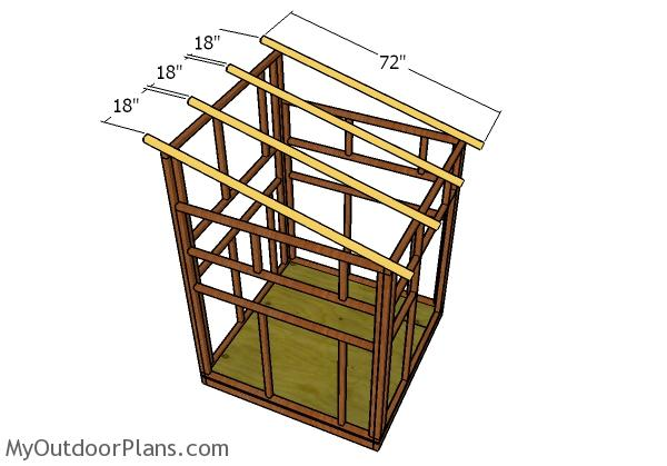 29 Best Images About Cheap Shooting House Plans Deer