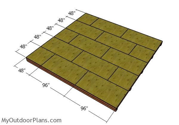 Floor sheets