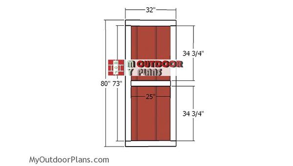 Front-door---chicken-coop