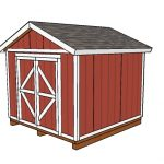 10×10 Shed Plans