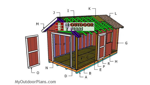 Building-a-10x20-shed