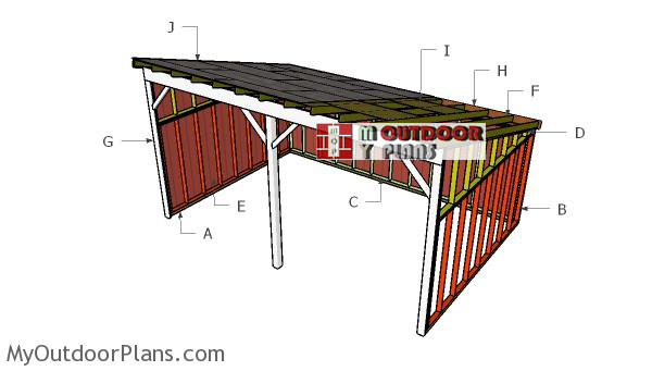 Building-a-16x24-tractor-shed