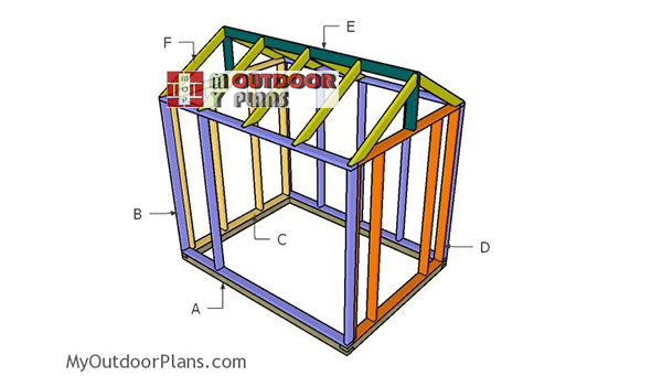 Building-a-6x8-greenhouse