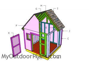 Building a simple playhouse