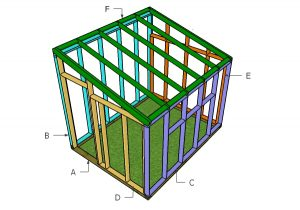 Building a small lean to greenhouse