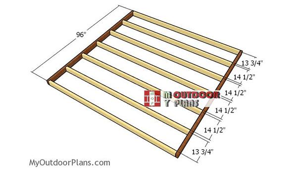 Building-the-floor-frame