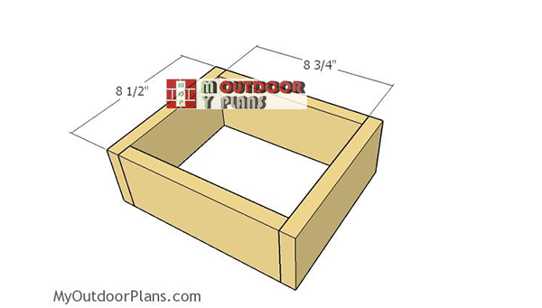 Building-the-frame-of-the-center-console