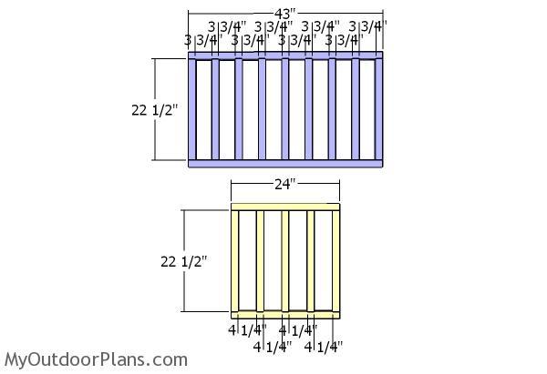 Building the railings