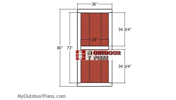Building-the-side-shed-door