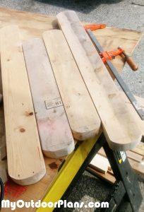 Building-the-slats