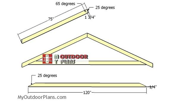 Building-the-trusses