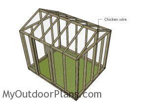 Chicken wire