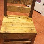 DIY Simple Kids Chair