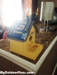 DIY Summer Birdhouse