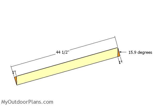 Digonal braces