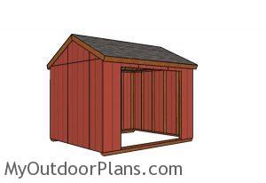 Field Shelter Plans