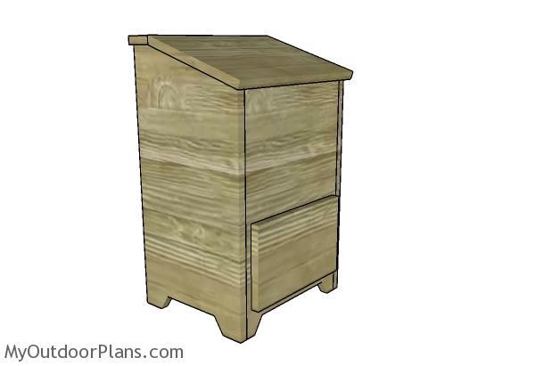 Onion Box Plans