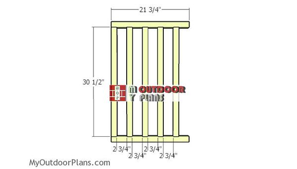 Side-railings