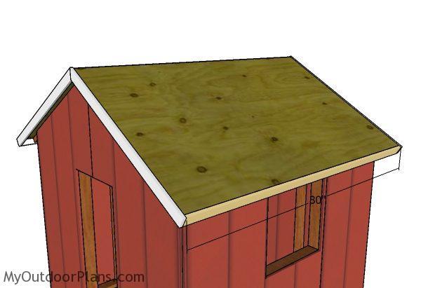 Side roof tris