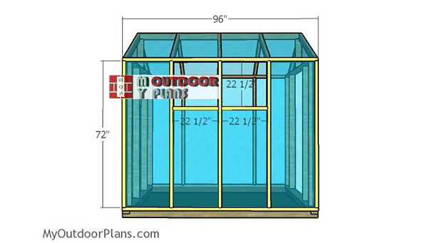 Side-wall-trims---greenhouse