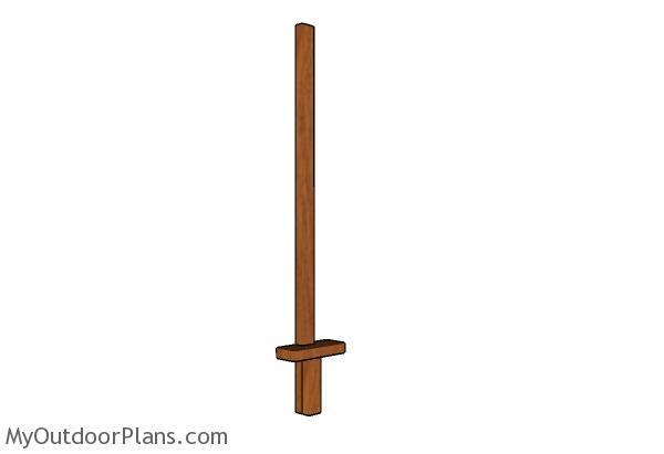 Wood Stilts Plans