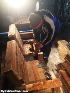 Assembling-the-bench