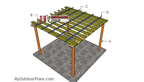 Building-1-12x12-pergola