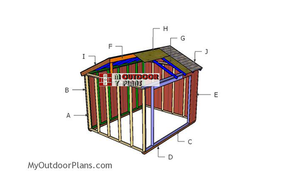Building-a-10x12-field-shed