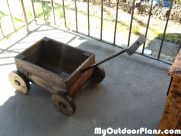 DIY Wagon Planter