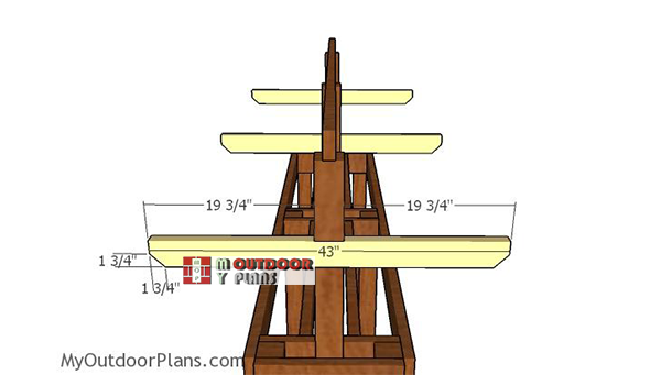 Roof-supports