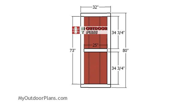 Side-door