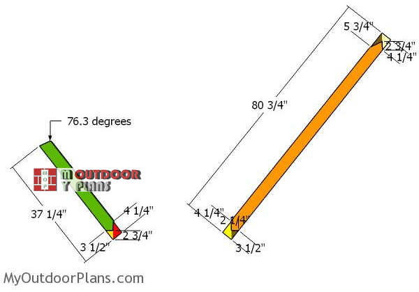 Truss-supports