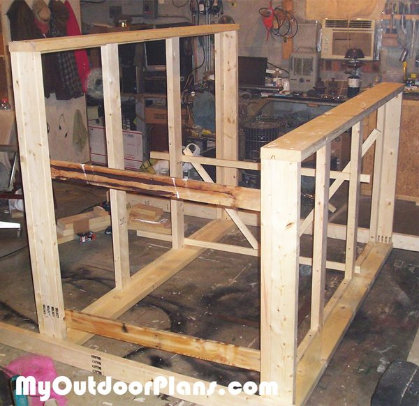 Build-a-bed-frame