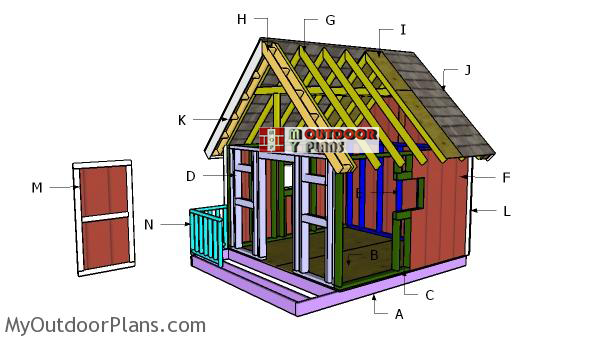 Building-a-8x8-playhouse