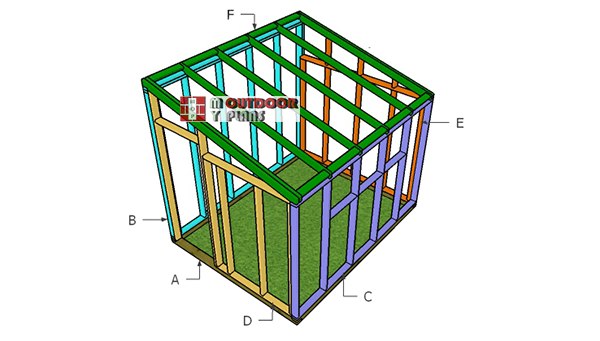 Building-a-small-lean-to-greenhouse
