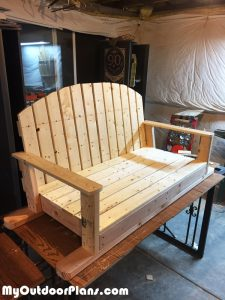 Building-the-glider-bench--bench