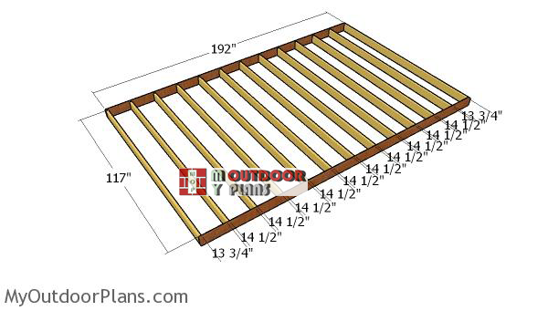 Building-the-shed-floor-frame