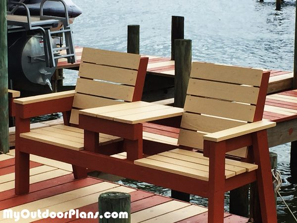 DIY-2x4-double-chair-bench