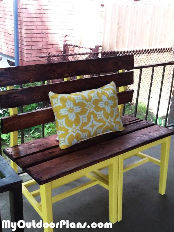 DIY-Chair-Bench
