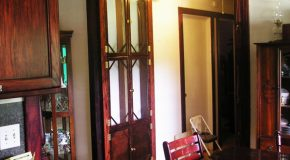 DIY Curio Cabinet